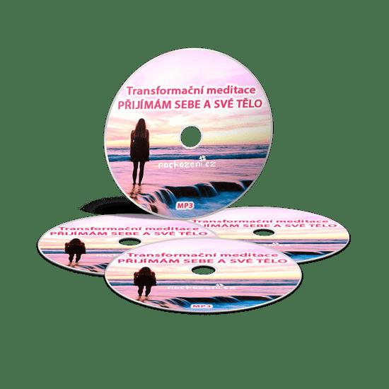 Transformační meditace Přijímám sebe asvé tělo