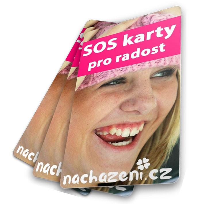 SOS karty pro radost